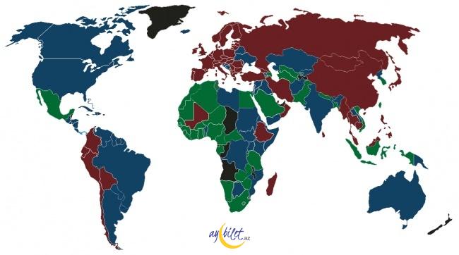 Dünya pasportları