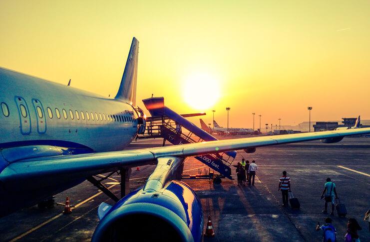 aviabiletlərin alınması