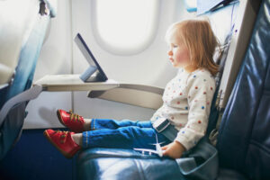 Uşaq üçün aviabilet
